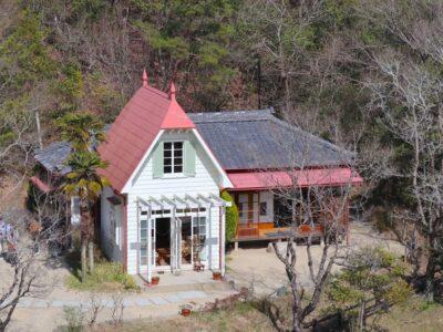 ※写真は現在のモリコロパーク内の「さつきとメイの家」です。
