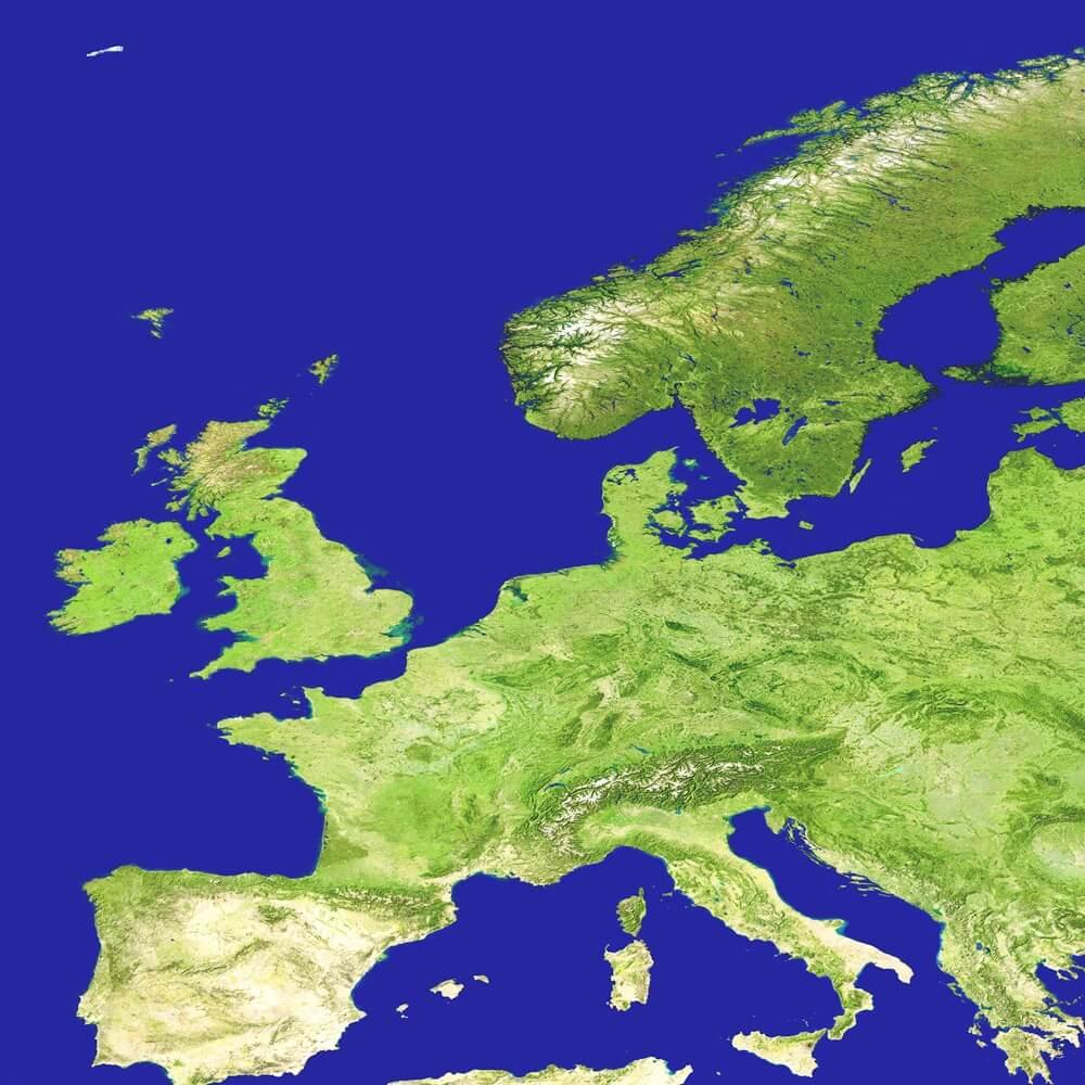 ヨーロッパのロケ地
